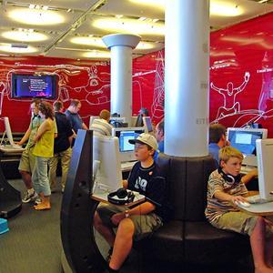 Интернет-кафе Антропово