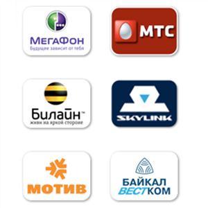 Операторы сотовой связи Антропово