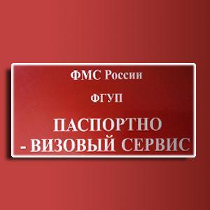 Паспортно-визовые службы Антропово