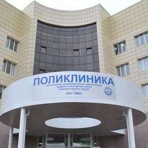 Поликлиники Антропово