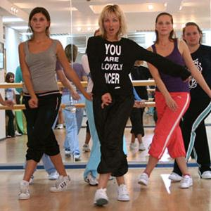 Школы танцев Антропово