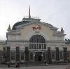 Железнодорожные вокзалы в Антропово