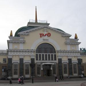 Железнодорожные вокзалы Антропово